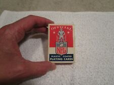 New listing VINTAGE OFFICIAL NFL GREEN BAY PACKERS PLAYING CARDS