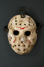Friday 13th,not neca, Jason custom hockey mask.. remake 2009, (John's Diorama's)