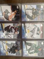 2020-21 Upper Deck Hockey - Young Guns lot (6) Bowers Harley Berdin RC Rookie SP