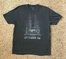 Firefly Serenity Let's Moon 'Em Tee Shirt T-Shirt Loot Cargo Crate Exclusive Xl