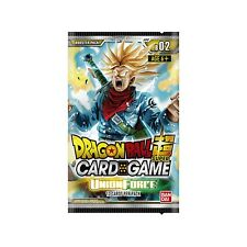 Dragon Ball Z Super Union Force Booster Pack Trading Card Game NEW In Stock