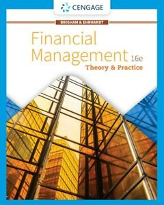 Financial Management16th edition Theory & Practice