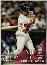 2017 Topps Series 2 MIKE PIAZZA All Time All Star Red Parallel Mets Dodgers
