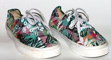 Vans Shoes Hawaiian Theme Tropical Men Size 5.5  Womens Size 7