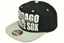 AMERICAN NEEDLE X MLB CHICAGO WHITE SOX SNAPBACK OS AUTHENTIC IMPORTED FROM USA
