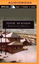 Deptford Trilogy: Fifth Business 1 by Robertson Davies (2015, MP3 CD,...