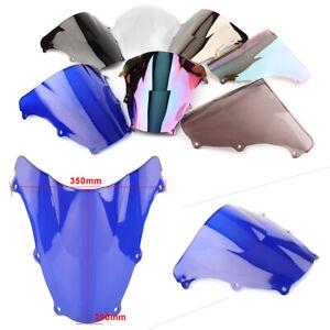 Motorcycle Windshield Windscreen For Suzuki SV1000//S 2003-2009 Iridium