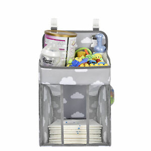 Nappy Caddy | Hanging Nappy Organiser |Diaper Organizer | Nursery Storage Option