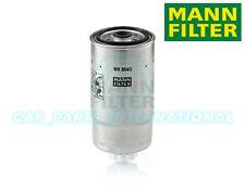 MANN HUMMEL OE Qualità Ricambio Filtro Carburante SETT. 854/3