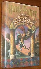 Harry Potter and the Sorcerer's Stone - J.K. Rowling 1st/6th HC/DJ FINE!