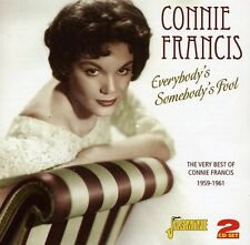 Connie Francis - Everybody's Somebody's [New CD] UK - Import