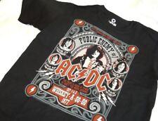 T-Shirt ACDC - Public Enemy - Taille M à XXL - AC/DC import USA