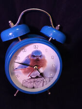 "Wacky Wakers ""The Mad Bluebird"" Alarm Clock - ADORABLE!"