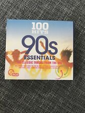 100 Hits: 90s Essentials, Various Artists CD