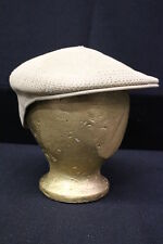 """KANGOL Design """"Tropic Hat 7100"""" Beige, Size S/M, Made In England (B/2)"""