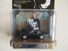 1 64 1987 Aston Martin W/tin Display James Bond No Time to Die Auto World