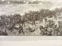 m17c6 ephemera ww1 picture german troops trapped at cambrai