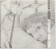 Lucian Freud: Etchings 1946 - 2004 Exhibition Catalogue Nat Gallery of Scotland