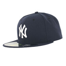 New Era Jr AC Performance NY Yankees Fitted 10047290 Navy Kids Size 6 3/4