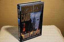 Hidden Empire by Orson Scott Card (2009, Hardcover DJ 1st/1st LN/LN)