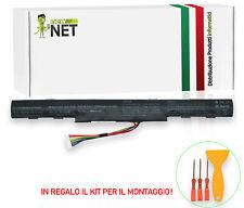 Batteria da 2600mAh compatibile con Acer Aspire E15 Serie E5-475 E5-475G E5-575