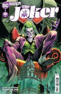 The Joker #1 TYNION (2021) cvr A