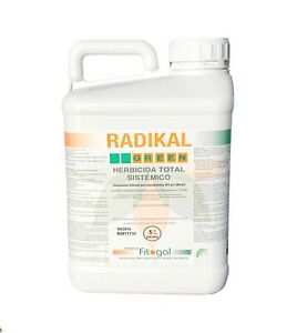 Herbicide Désherbant Total Glyphosate 5L Tous jardins LIVRAISON GRATUITE 24H