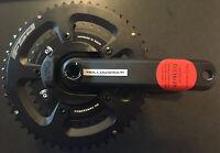 FSA Power2Max NG Road Powermeter with Cannondale Hollowgram Crankset 172.5mm