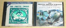 (2) CD's by THE PRETTY THINGS