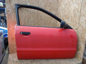 Audi A4 B5 Limousine Tür vorne rechts rot Vorfacelift