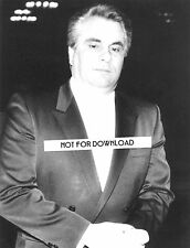 JOHN GOTTI 8x10 GLOSSY PHOTO REPRINT GREAT MAFIA WALL ART ORGANIZED CRIME MOB