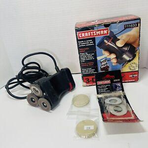 Craftsman 3-D Sander Handheld Corded 3D 9-11633 Works