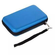 Storage Bag Suitable For Nintendo 3DS XL/3DS Ll / New 3DS XL Case Blue