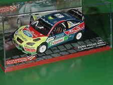 FORD FOCUS WRC HIRVONEN / LEHTINEN 2008 1/43 IXO EN BOITE