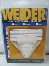 """NEW WEIDER Men's Athletic Supporter Cup Size Medium 32 - 36"""" Waist ASCMY"""