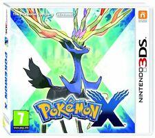 POKEMON X TEXTOS EN CASTELLANO NUEVO PRECINTADO 3DS N3DS