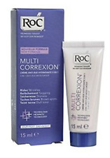 2 X RoC Multi Correxion 5 in 1 Anti-age Moisturiser Cream 15ml Each