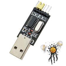 ESP8266 CH340 USB TTL RS232 UART serial Konverter 3.3+5V OS X Win Linux Arduino