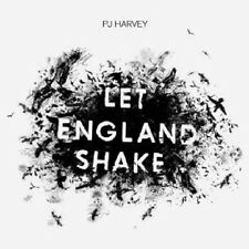 "PJ HARVEY ""LET ENGLAND SHAKE"" LP VINYL NEW+"