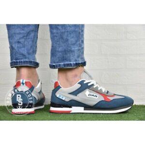GAS Sneakers Uomo GAM113705-3204 Blue Navy
