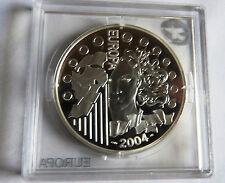 1,5 euros France Argent BE 2004  -