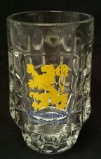 Lowenbrau Munchen Glass Stein / Tankard - 20cl - Home bar Man Cave