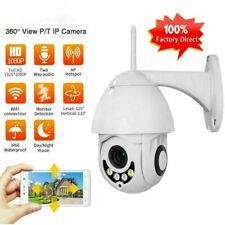 TELECAMERA PTZ 1080P FULL HD ESTERNA IP CAMERA MOTORIZZATA IR WIFI WEBCAM
