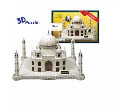 Taj Mahal India 3D Puzzle Famous Agra Landmark Architecture Building Gift