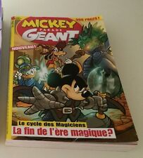 Livre MICKEY PARADE GEANT N° 334