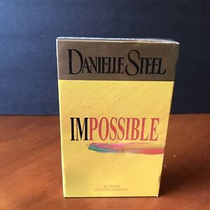 NEW Danielle Steel Impossible Audio Book Cassette Tape 2005 Fiction Random House
