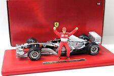 1:18 Hot Wheels Ferrari F2003 SIX Time World Champion bei PREMIUM-MODELCARS