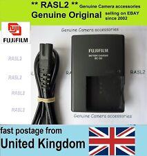 Genuine FUJIFILM BC-50 charger F600EXR F605EXR F550EXR F505EXR X10 F60xd F72xd