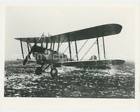 Royal Aircraft Factory B.E.2c Biplane Large Original Photo, BZ685