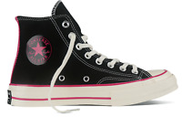 CONVERSE mens womens  trainers shoes hi tops 7.5 8 8.5 9 9.5 black white pink